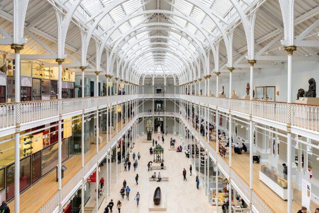 Visiter le musée national d'Écosse à Édimbourg : billets, tarifs, horaires