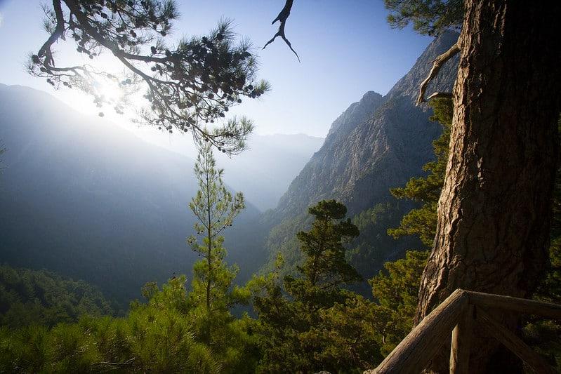 Horaires et tarifs pour visiter les Gorges de Samaria en Crète