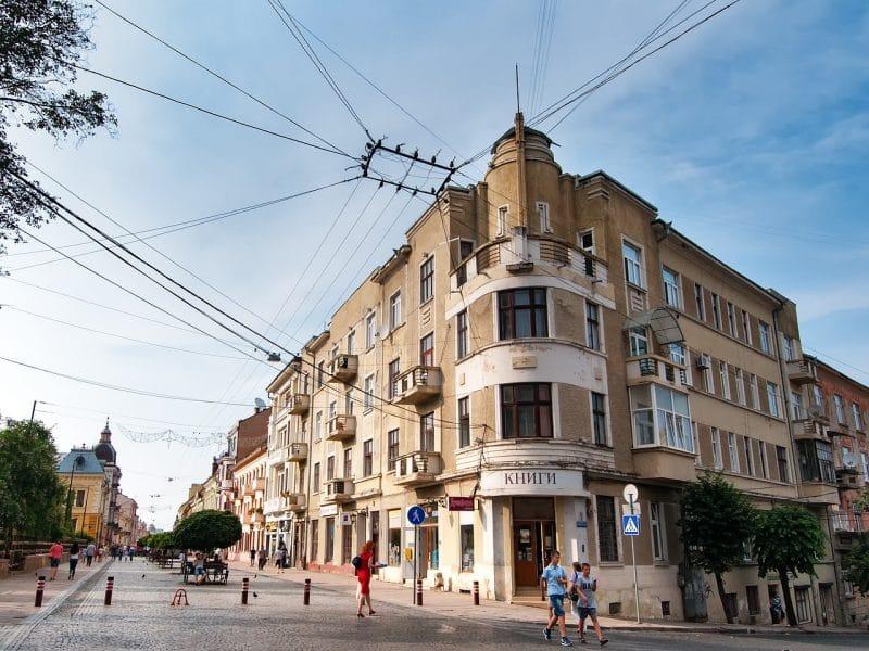 Tchernivtsi, Ukraine