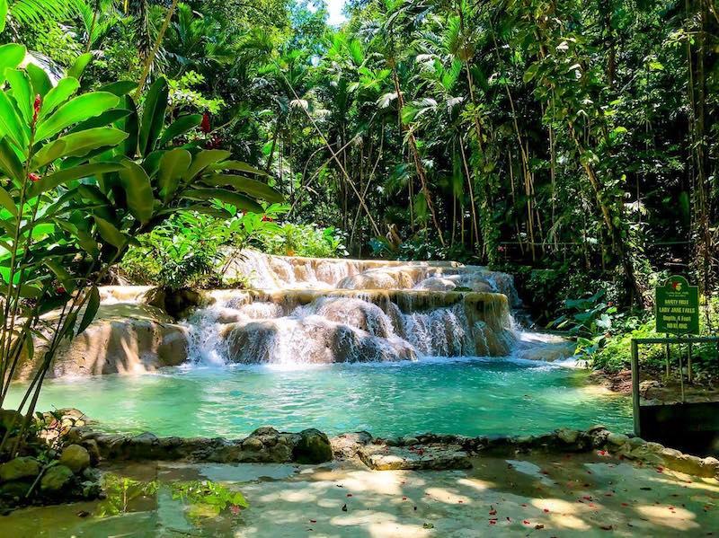 The Turtle River Falls & Gardens