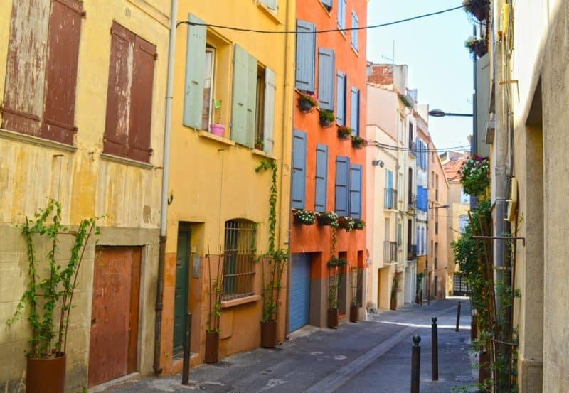 Loger dans le Vieux Collioure