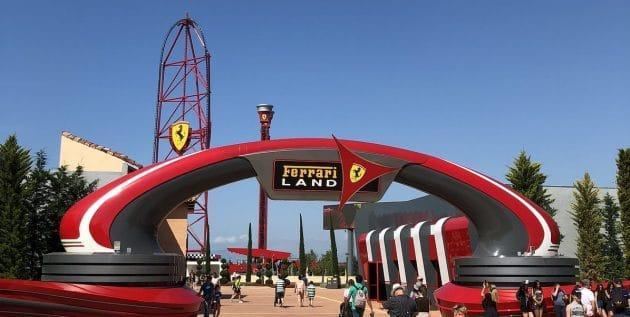 Visiter Ferrari Land à PortAventura : billets, tarifs, horaires