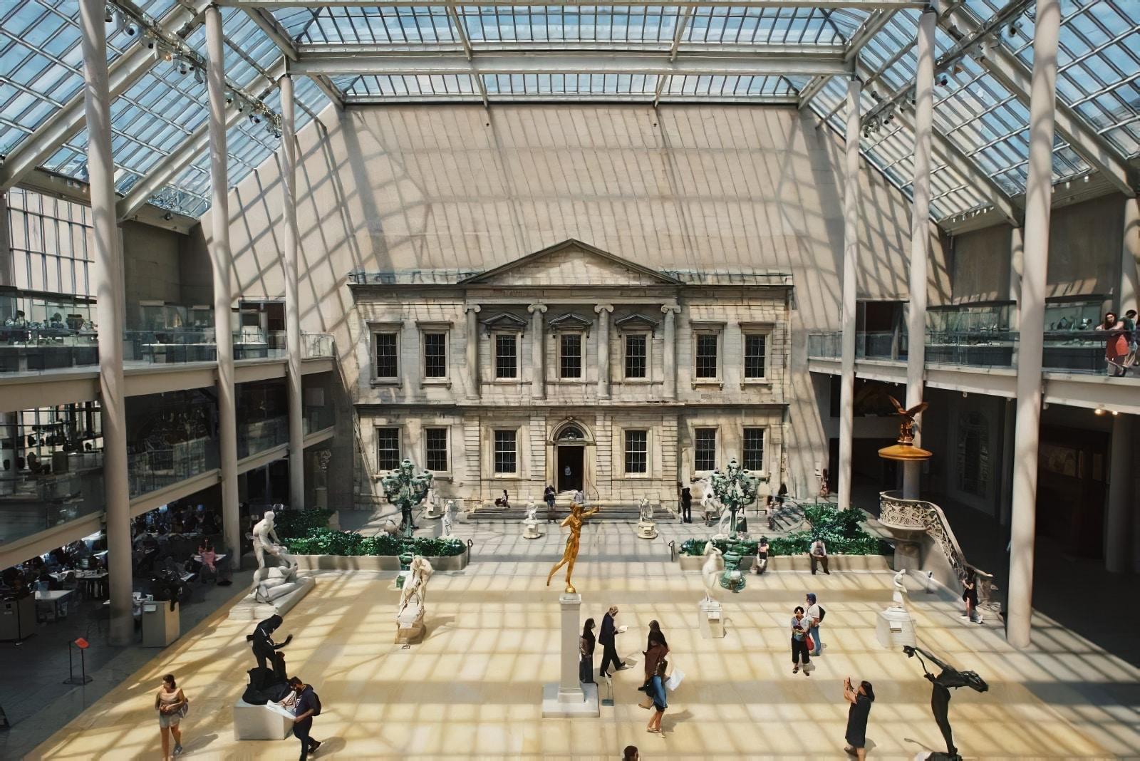 Visiter le Metropolitan Museum of Art, New York