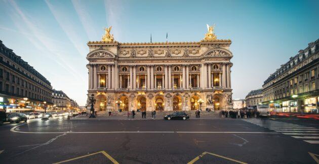 Visiter l'Opéra Garnier à Paris : billets, tarifs, horaires