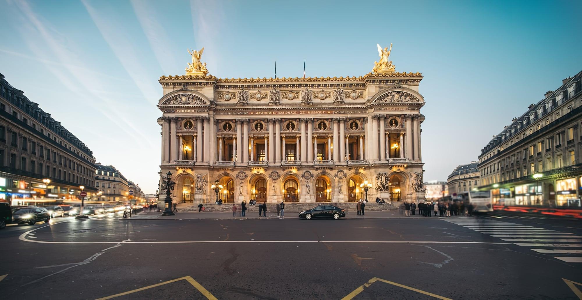 Visiter l'Opéra Garnier à Paris