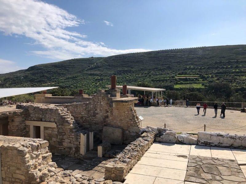 Palais de Knossos