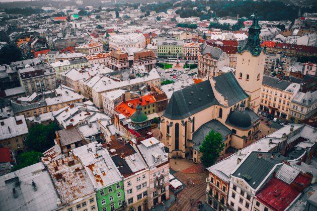 Les 12 plus beaux endroits à visiter en Ukraine
