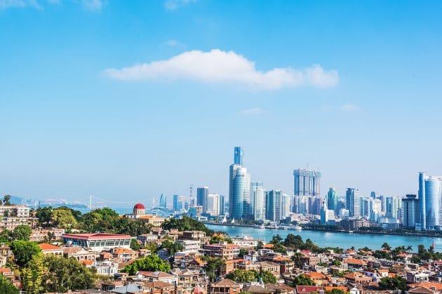 Dans quel quartier loger à Xiamen ?