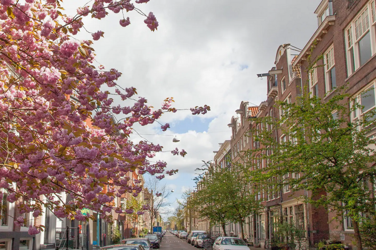 Airbnb Amsterdam appartement