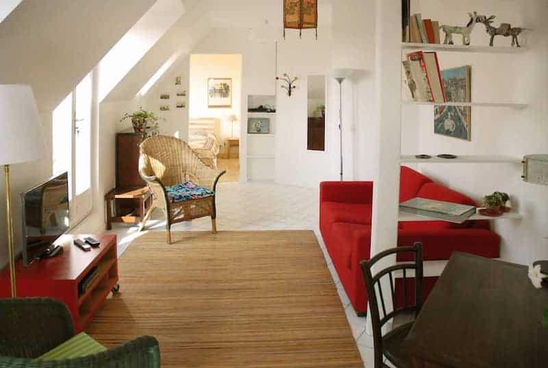 Airbnb Paris