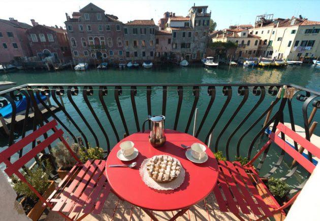 Airbnb Venise : les meilleurs appartements Airbnb à Venise