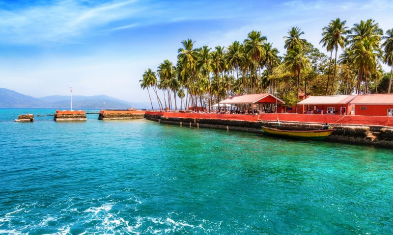Les îles Andaman, Inde