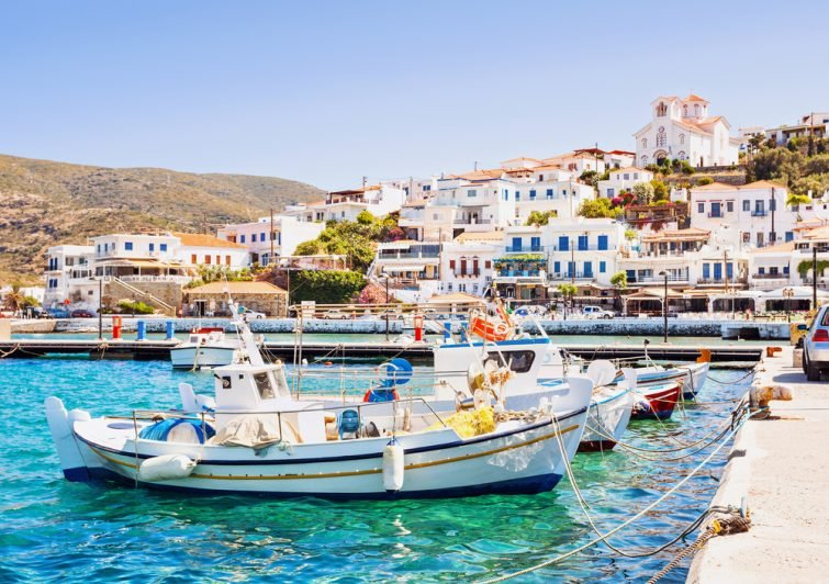 andros-grèce