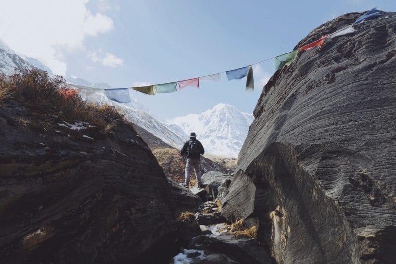 Massif des Annapurna, Randonnée, Népal