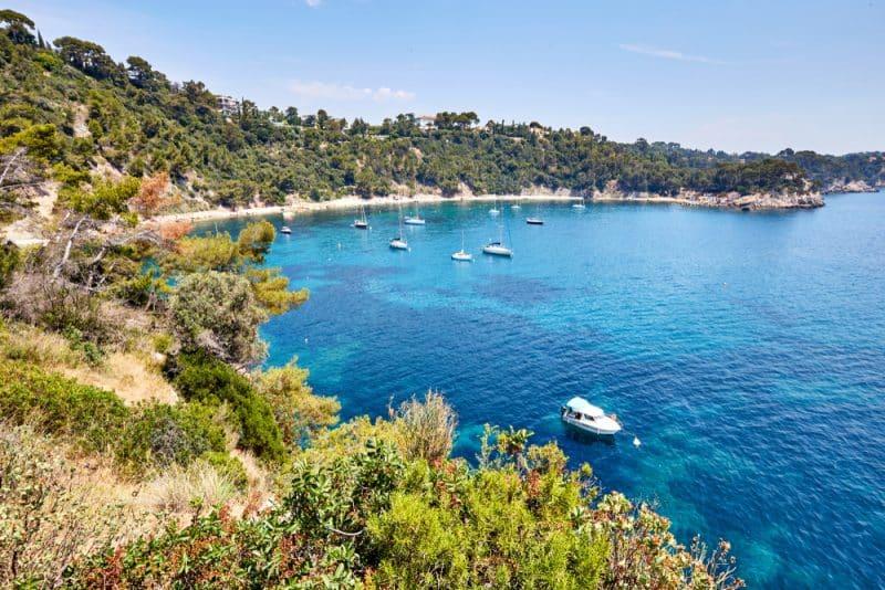 Anse de Méjan, Toulon
