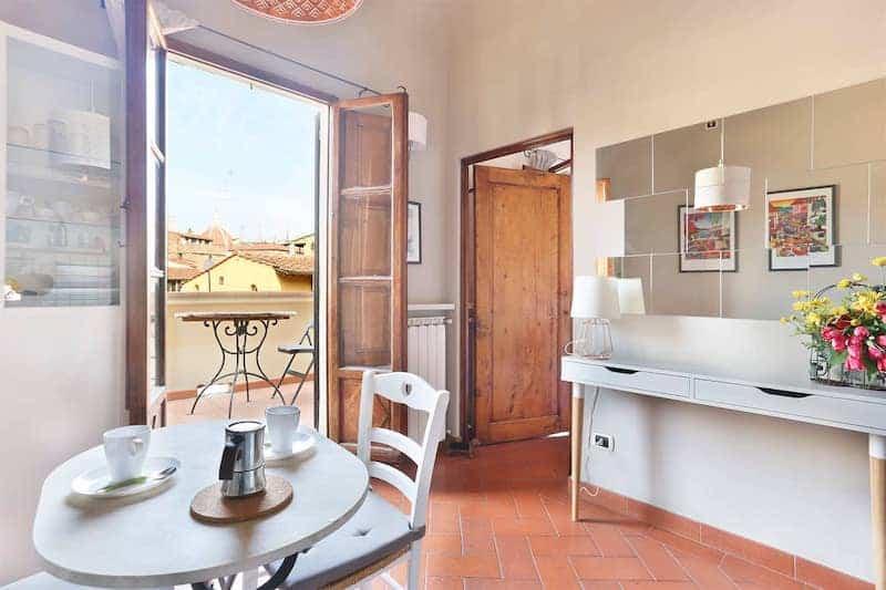 Appartement avec terrasse à Florence