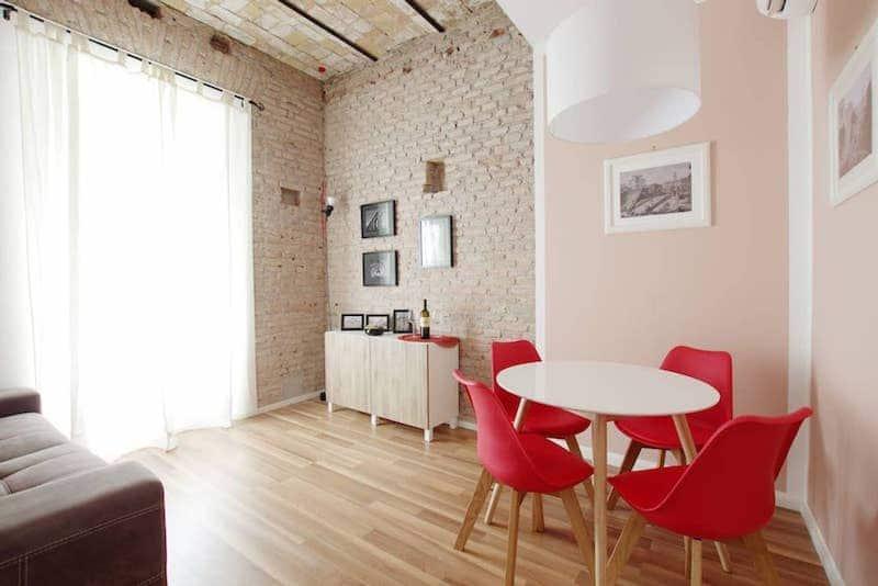 Bel appartement à Rome