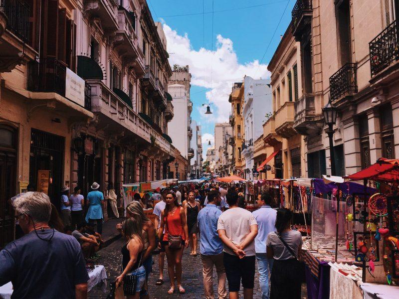 Visiter Buenos Aires en Argentine
