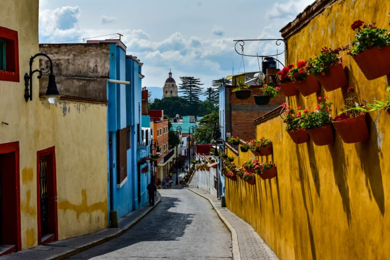 Atlixco, Mexique