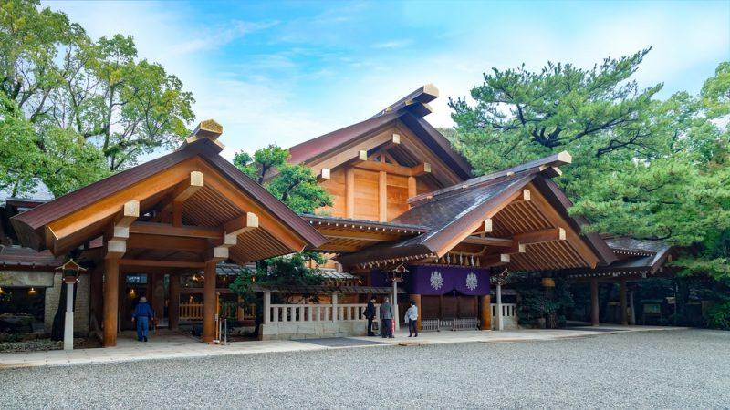 Sanctuaire Atsuta-Jingu, Nagoya