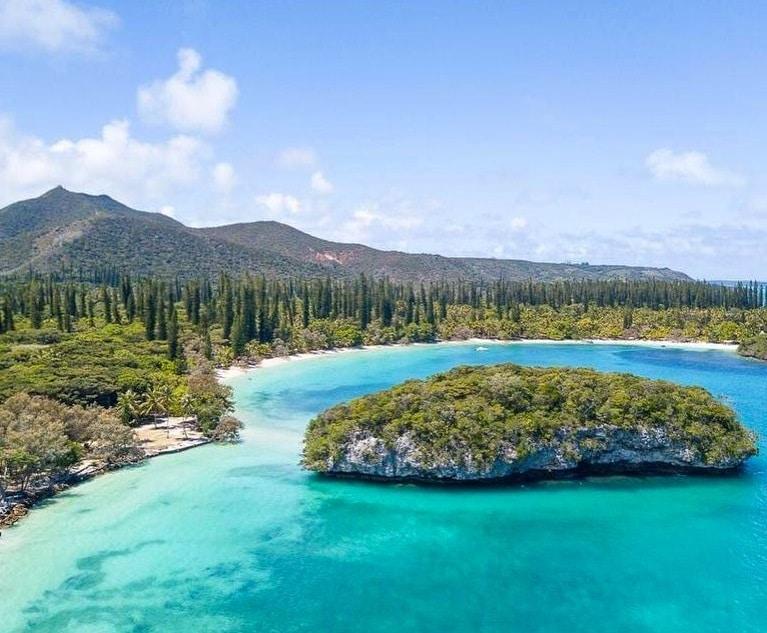 Baie de Kanuméra, Nouvelle-Calédonie