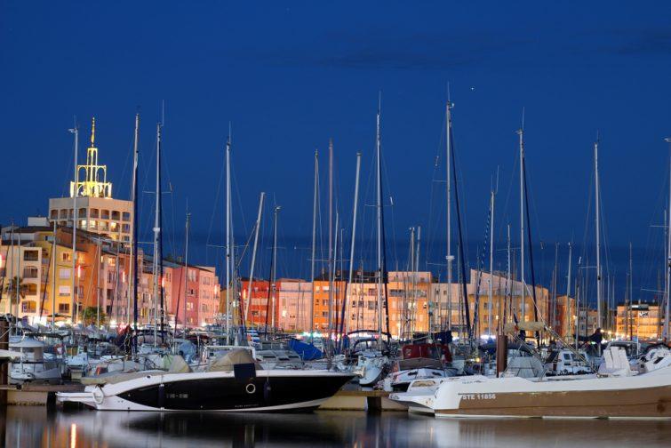 Visiter et louer un bateau au Cap d'Agde