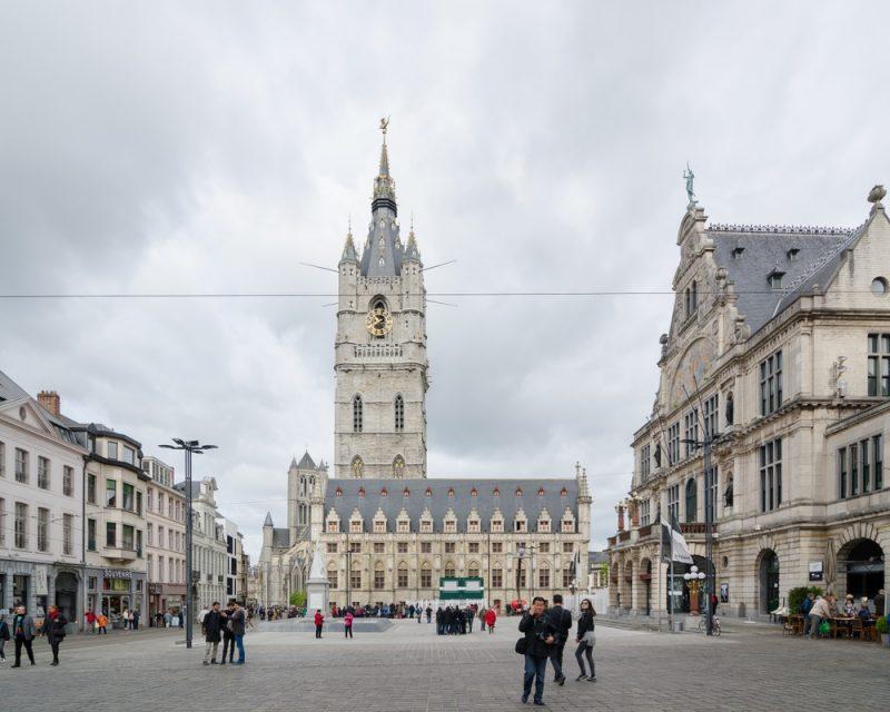 Beffroi de Gand, Belgique