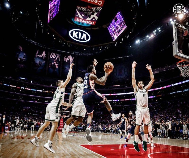 Prix pour aller voir un match NBA à Los Angeles
