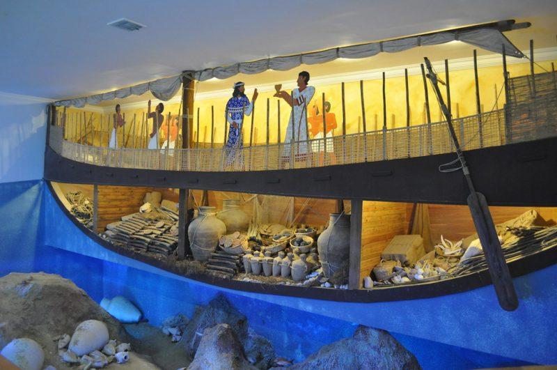 Le Musée d'Archéologie sous-marine, Bodrum