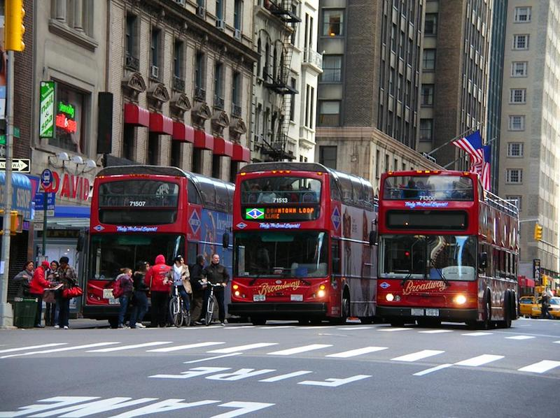 Bus Tour NYC
