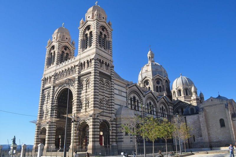 Cathédrale Sainte Marie de la Seds, Toulon