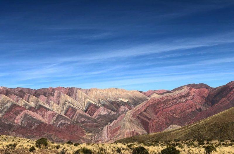 Cerro Hornocal, Argentine