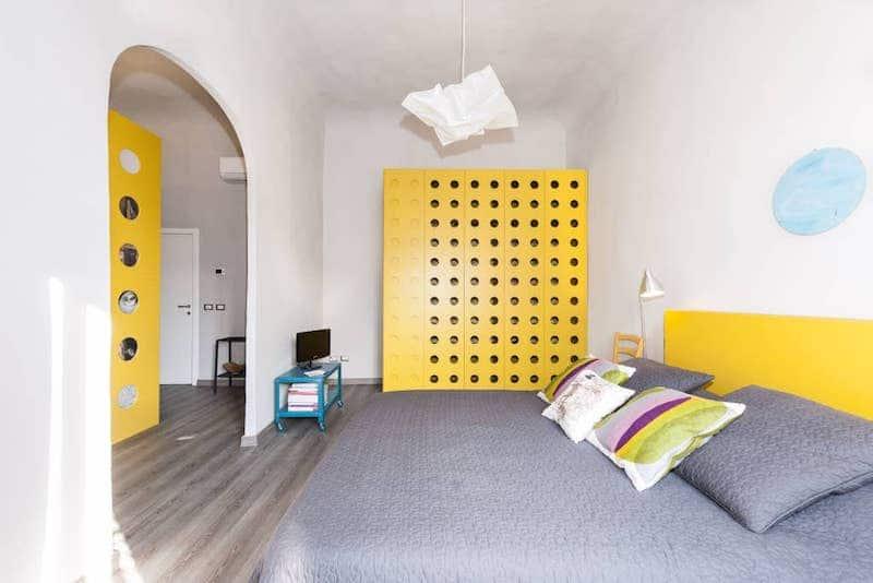 Chambre design à Florence