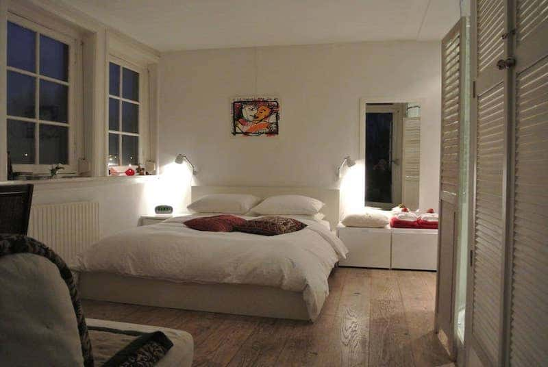 Chambre spacieuse Amsterdam