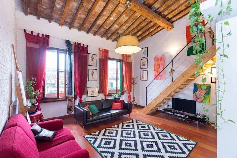 Charmant loft à Florence