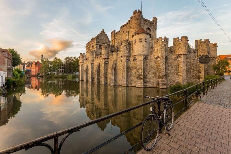 Le Château des Comtes de Flandre, Gand
