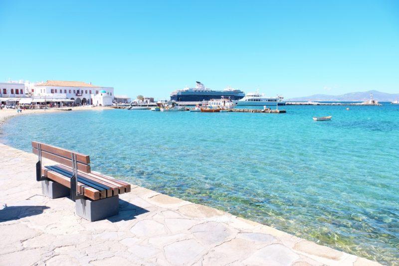Compagnies de ferry reliant Mykonos à Athènes