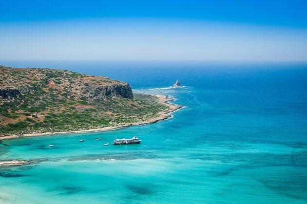 Comment aller en Crète depuis Athènes en ferry ?