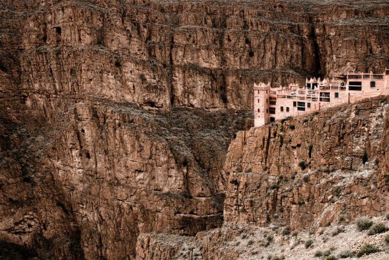Les Gorges du Dadès, Maroc