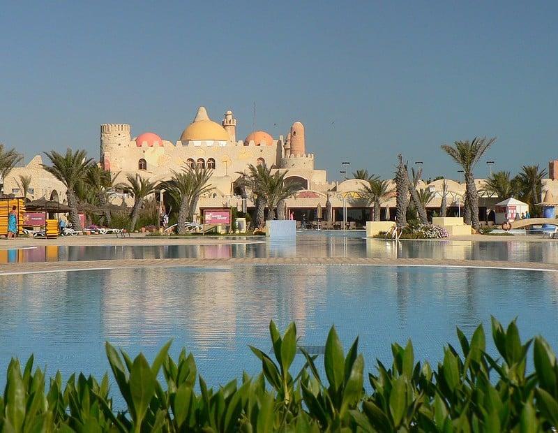 Djerba en Tunisie