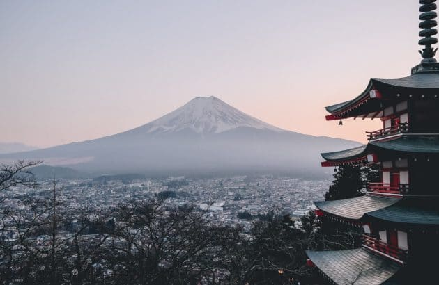 Les 20 plus beaux endroits à visiter au Japon
