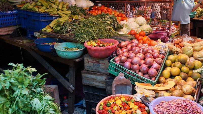 Higuey market