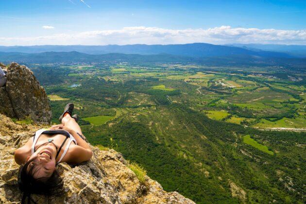 11 endroits où faire de l'escalade et de la via ferrata près de Montpellier
