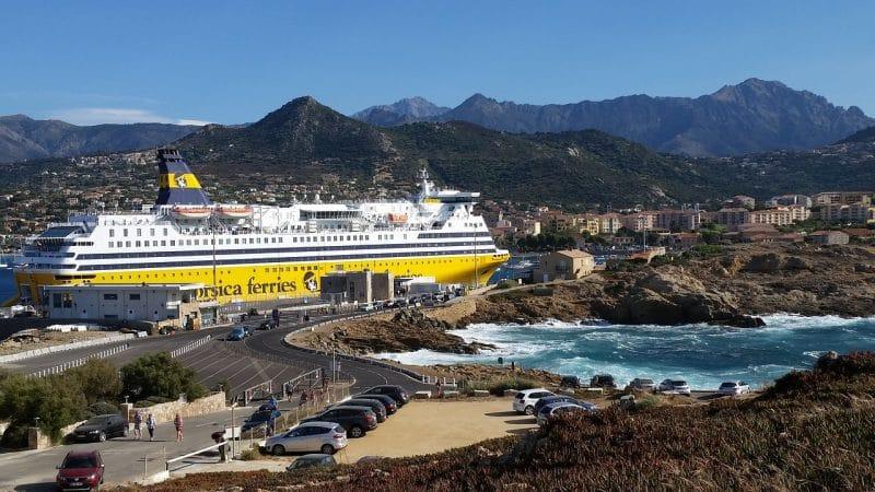 Les compagnies de ferry pour aller en Corse
