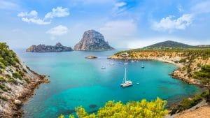 Réserver un ferry pour Ibiza