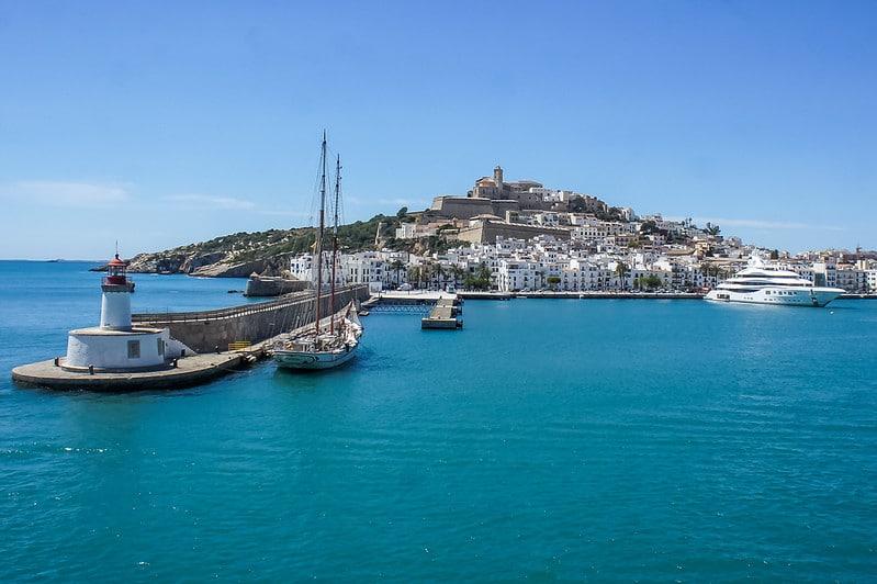 Compagnies de ferry pour Ibiza