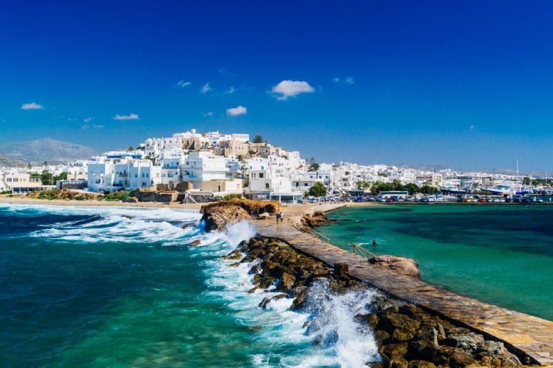 Planifier son trajet en ferry pour aller à Naxos