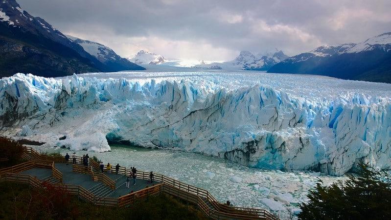 Glacier Perito Moreno, Argentine