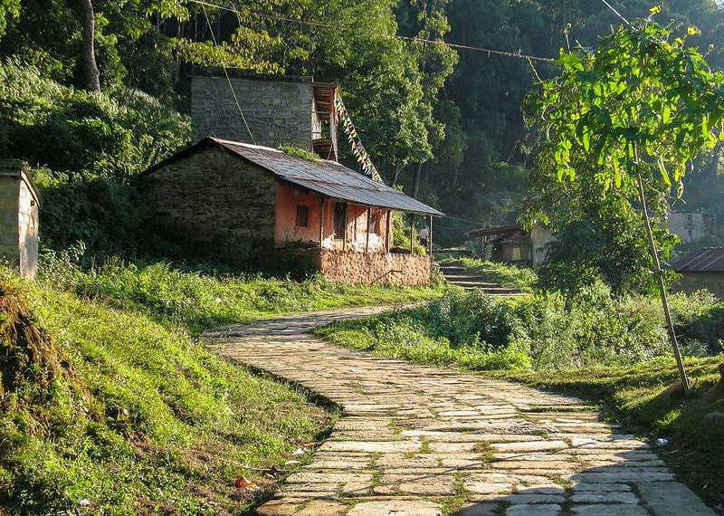 Gorkha, Népal