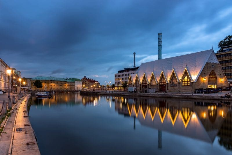 Archipel de Göteborg, Suède